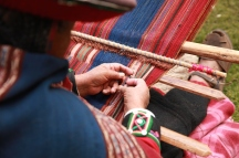 The weaving techniques take years to master. (Photo: JLambert)